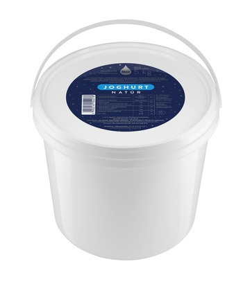 NATURAL YOGURT 5kg – IN BUCKET